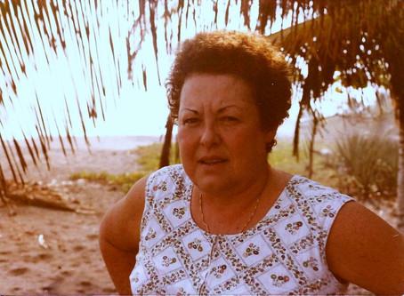 Remembering El Salvador's first female coffee farming legend - my Grandma!