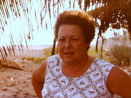 Remembering El Salvador's first female coffee farming legend - my Grandma!