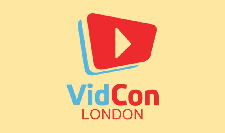 VidCon London Uk YouTube Event