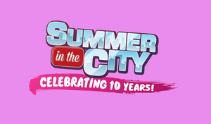 Summer In The City are celebrating 10 years!