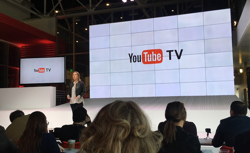 YouTube TV announced and launched google