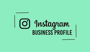 Instagram Business Profile Set Up