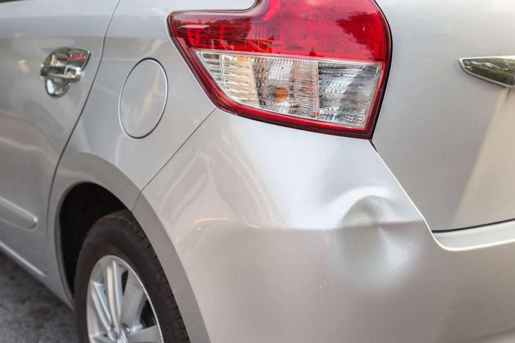 Bumper Damage