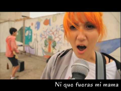 YouTube thumbnail of Ni Que Fueras Mi Mama