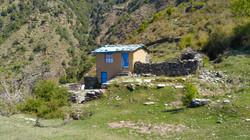 India - Bhagsu - Triund trail