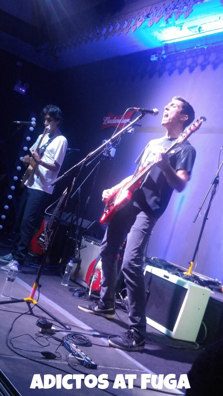 Adictos Al Bidet live at Fuga in Lima