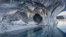 Marble Caves (Cathedral) Patagonia
