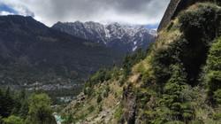 India - Manali - Jogini Falls