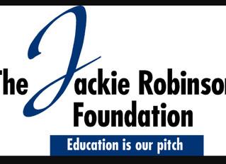 How do you win the Jackie Robinson Scholarship?