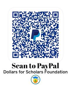 DSF PayPal QR Code