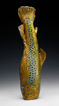 Brown Trout Vessel IV