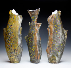 Large Trout Vessels