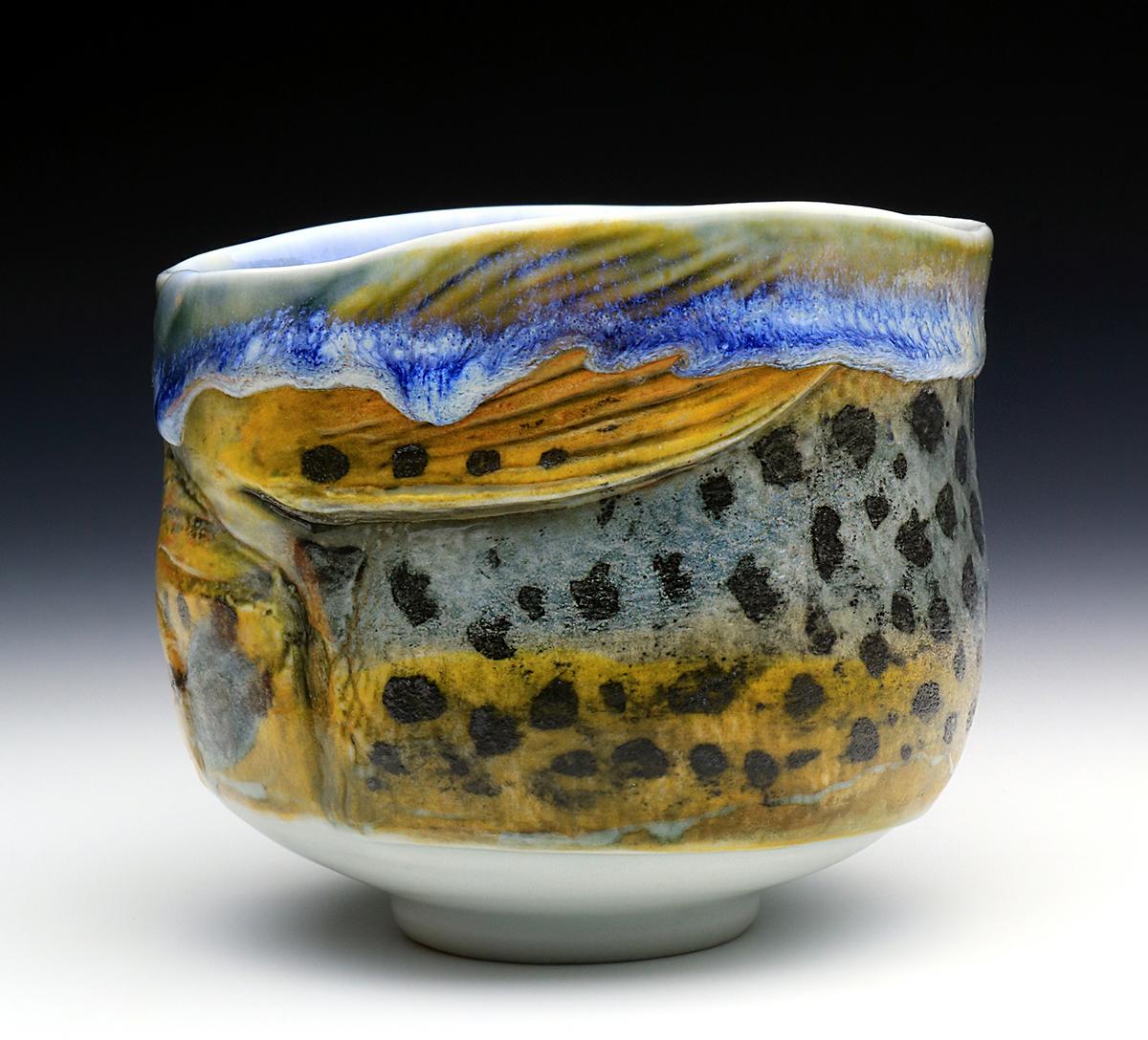 Brown Trout Tea bowl