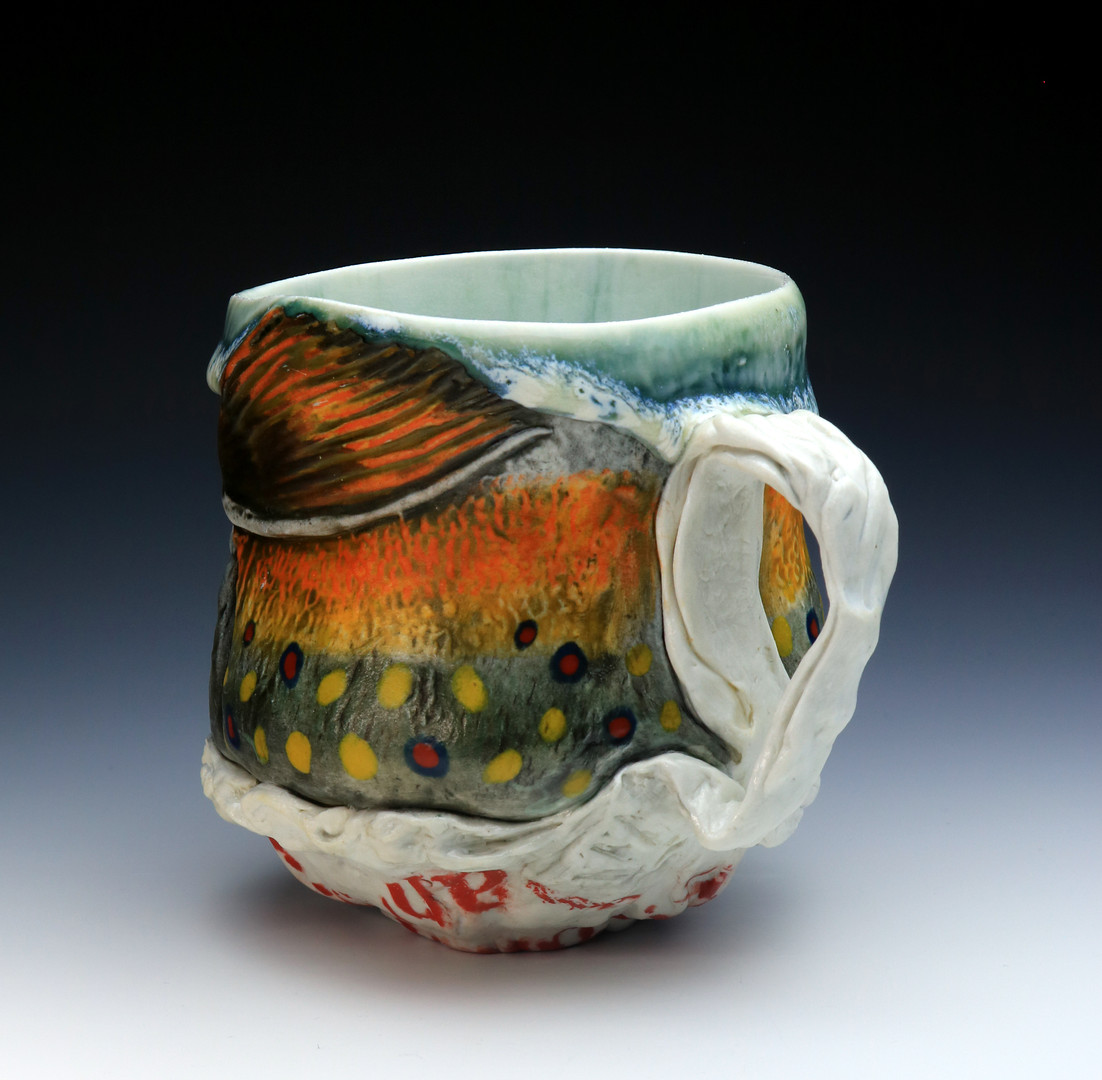 Trout Mug II