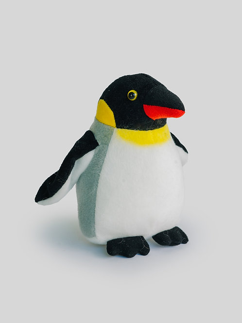 Pingüino Pico Rojo