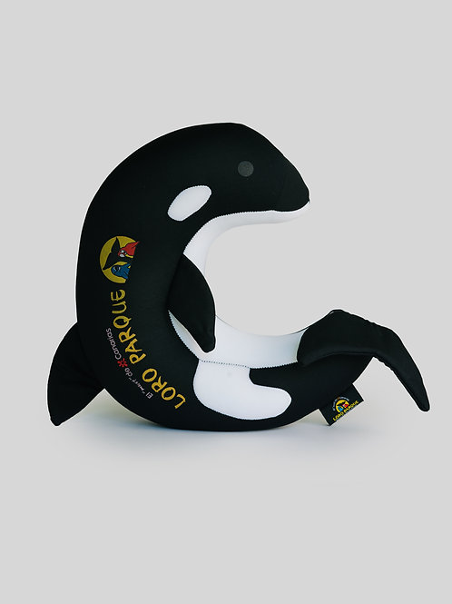 Almohada Orca