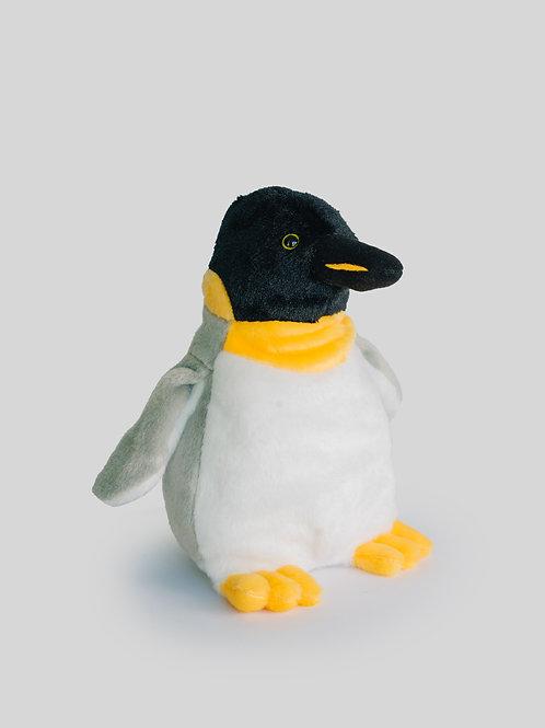 Pingüino Gris Pequeño