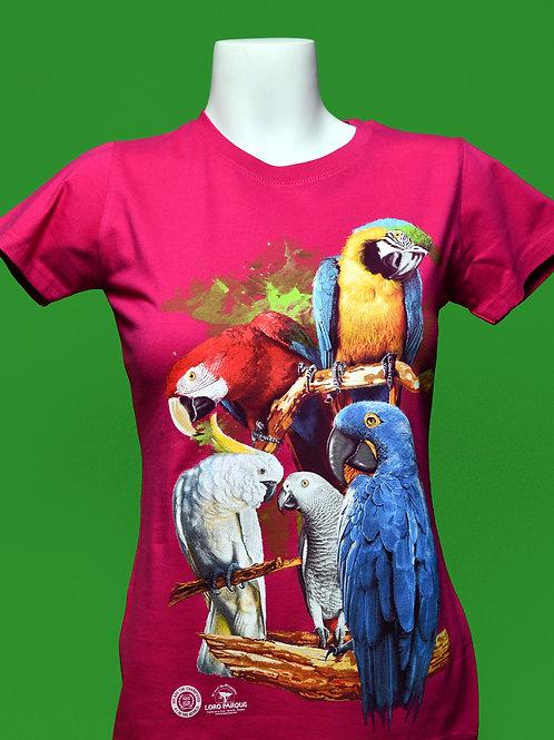 Camisa 5 Loros