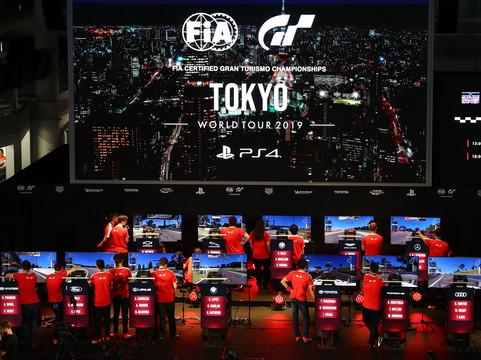 GT World Tour 2019 Tokyo