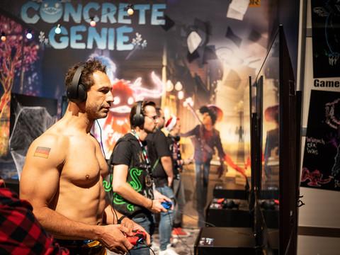 Gamestop ManCon