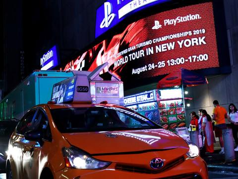 GT World Tour NYC