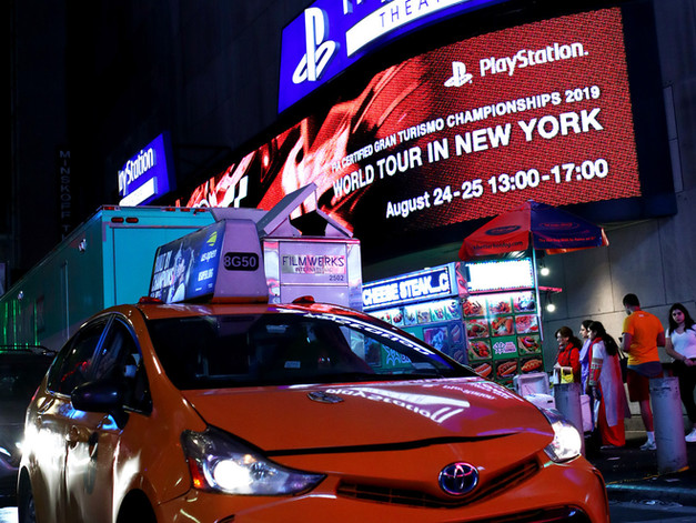 GT World Tour NYC