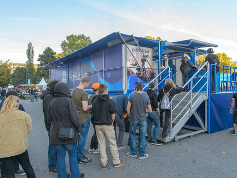PlayStation Truck Tour 2019