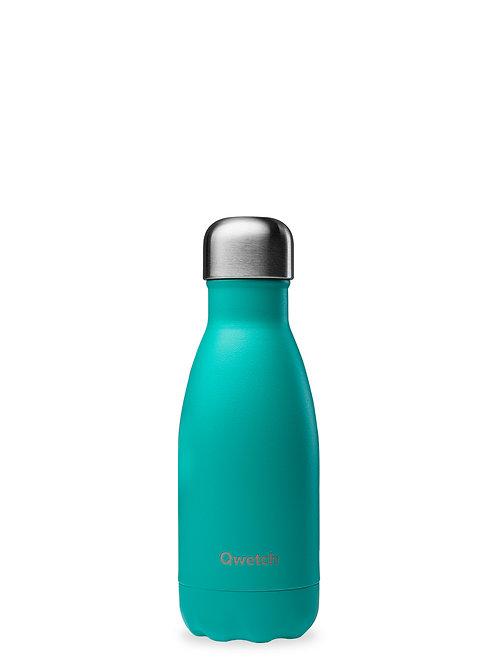 Bouteille isotherme - Pop - bleu lagon - 260ml