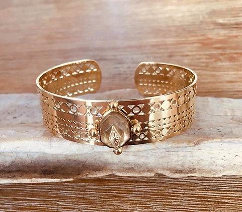 Bracelet Préhnite