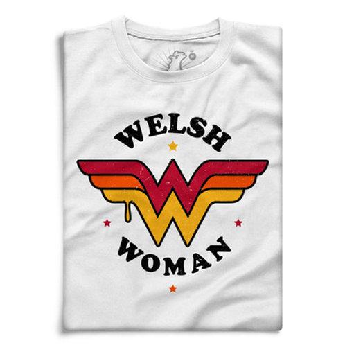 """Tee-shirt """"Welsh Woman"""""""