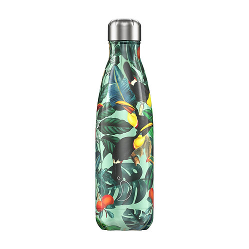 Bouteille isotherme toucan 500ml