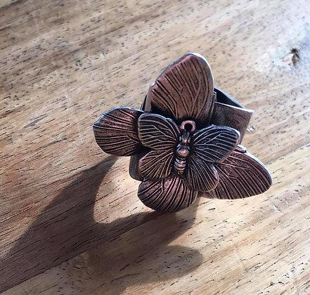 Bague Papillons
