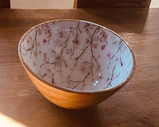 Grand bol en manguier
