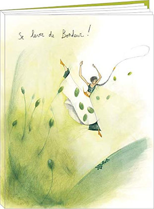 "Cahier Anne-So. Rutsaert ""Se lever de Bonheur"""