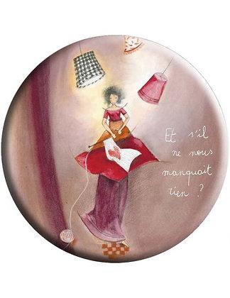 """Miroir Anne-Sophie Rutsaert """"Et si..."""""""