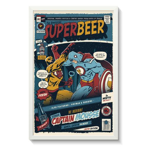 Affiche Superbeer