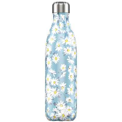 Bouteille isotherme marguerites 750ml