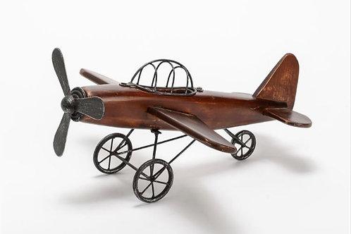 Avion à poser vintage