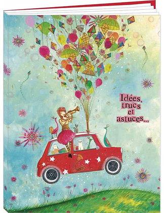 "Cahier J. Weyman ""Bicyclette à fleurs"""