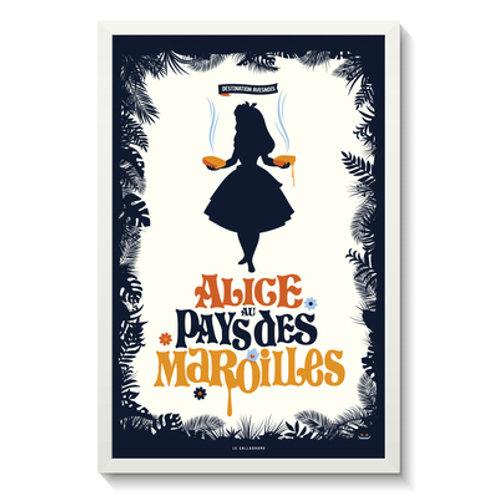 Affiche Alice au pays des maroilles