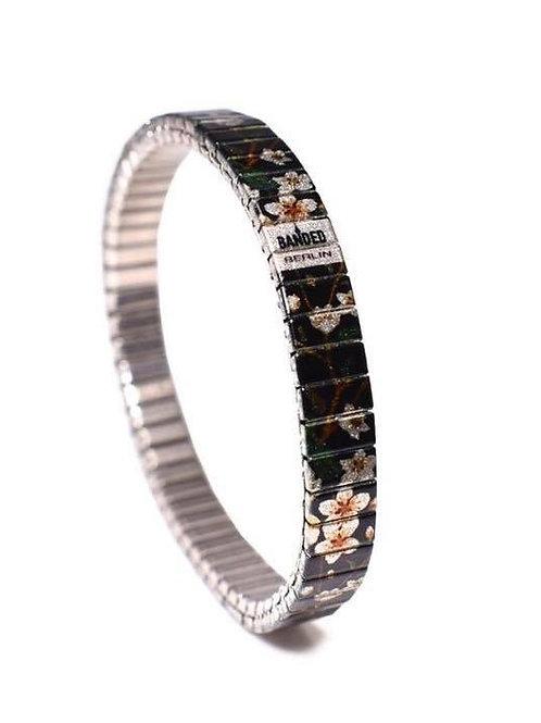 Bracelet extensible noir 10