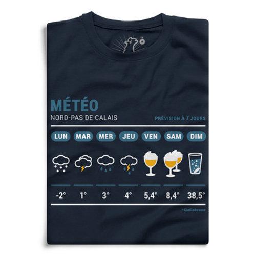 """Tee-shirt """"Météo"""""""
