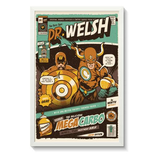 Affiche Dr Welsh
