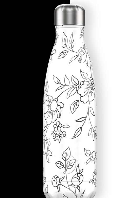 Line Art - Fleurs