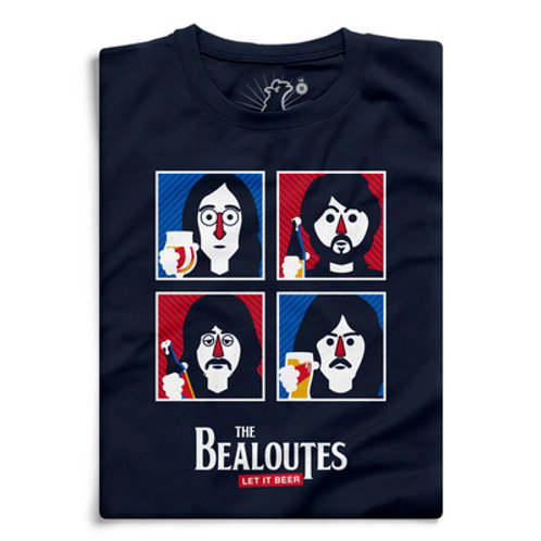 "Tee-shirt ""Les bealoutes -2 """