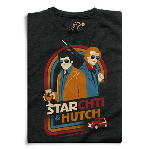 """Tee-shirt  """"Starchti & Hutch"""""""