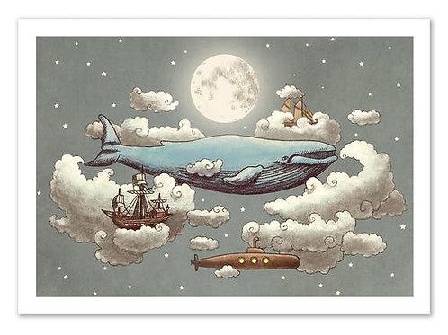 Océan sky