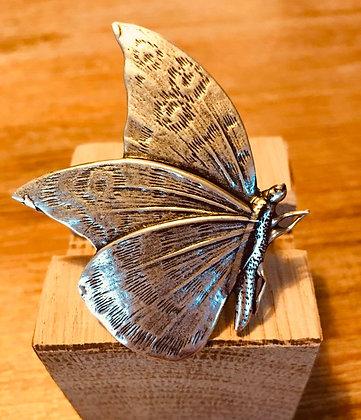 Bague papillon (g.m.)