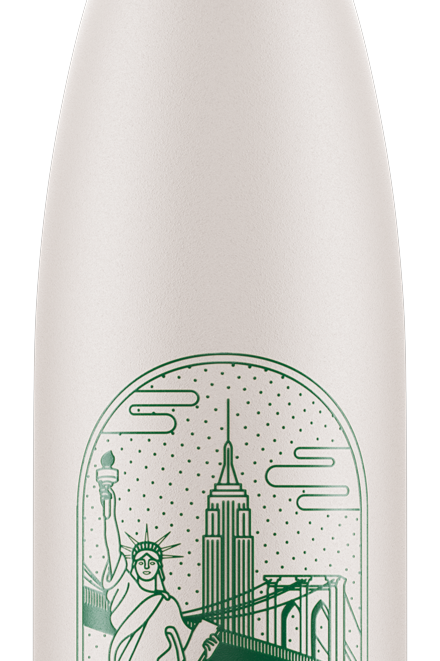 Bouteille isotherme New York 500ml
