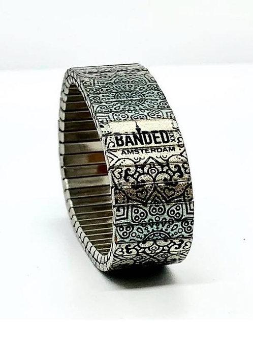 Bracelet extensible métal 18